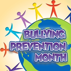 Image result for national bullying prevention month